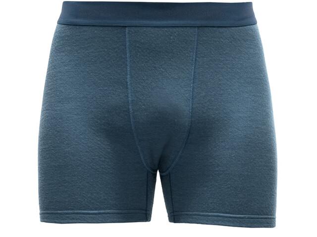 Devold Duo Active - Sous-vêtement Homme - Bleu pétrole